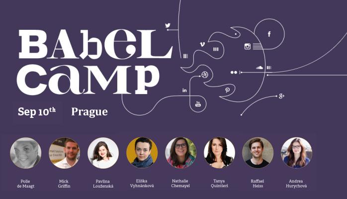 10 tipů jak na sociální sítě – BabelCamp 2016