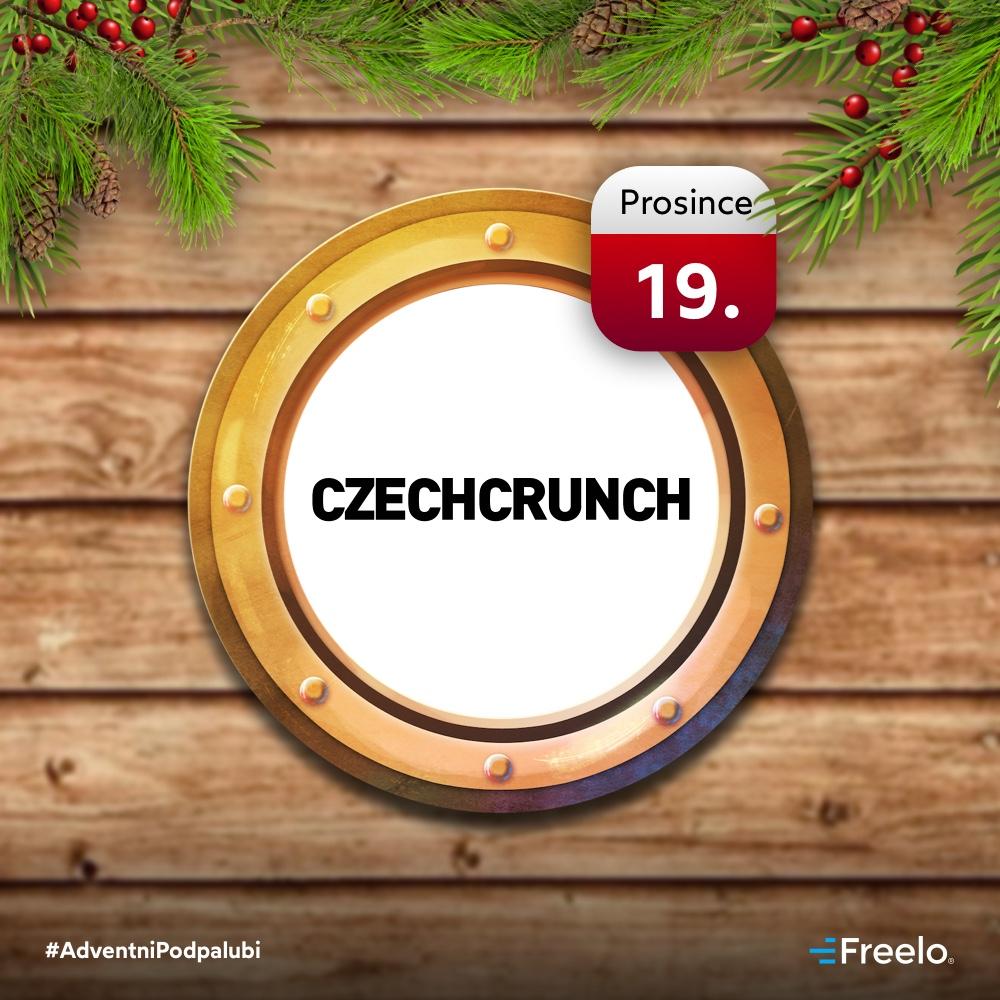 Czechcrunch magazín a jeho místo v adventním kalendáři Freela za super rozhovor.