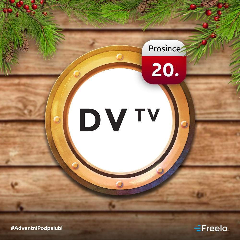 DVTV a jejich adventní okénko